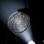 Photo des jeux de lumière sur l'attrape-rêve de blackbird hill realiser par Machicoulis